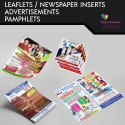 Newspaper Inserts Printing Services