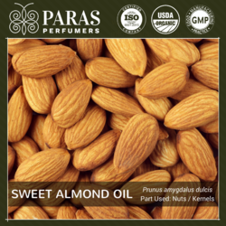 Paras Perfumers Almond Sweet Oil