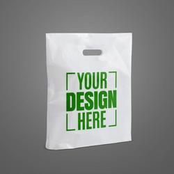 DS Flex Printed Custom D Cut Bag