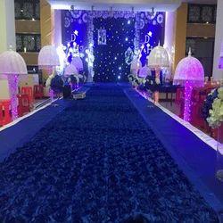 Chromojet Wedding Floor Carpet