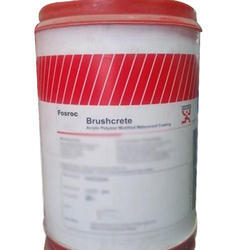 Fosroc Brushcrete Waterproof Coating