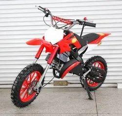 Red Kids Dirt Bike