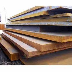 Steel Corten A Irsm Plates