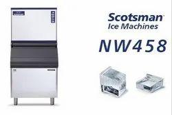 Scotsman Ice Cube Machine NW 458