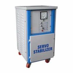 Steel 5 KVA Servo Voltage Stabilizer
