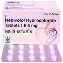 Nebivolol Hydrochloride Tablets IP