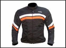 Black And Orange Riding Jackets