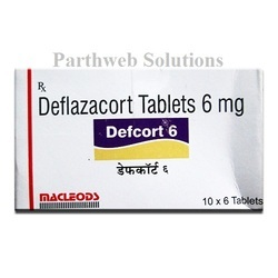 Defcort 6mg Tablets