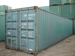 40ft Cargo Container
