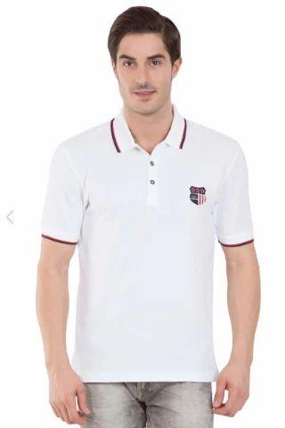 e861faf9 Jockey White Polo T-shirt at Rs 799 /piece | जॉकी पुरुषों ...