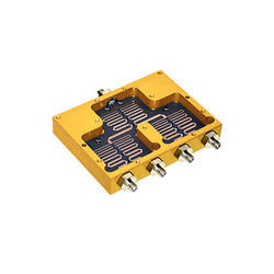 Coaxial Power Dividers & Combiners