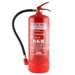 Portable Type Fire Extinguisher
