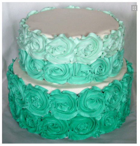 Rose Design Vanilla Cake At Rs 1799 Piece Nayabans Noida Id