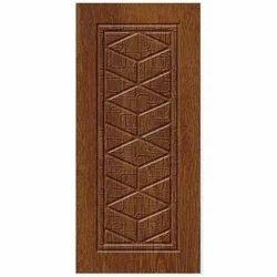 Brown Decorative Membrane Door