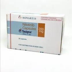 Nilotinib 200mg Capsule, Packaging: 28 Capsules