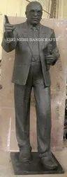 Black Marble Dr. B R Ambedkar Statue