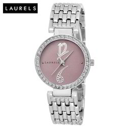 Women Fashion Wrist Watch, Color: Pink