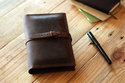 Small Leather Cover Journal