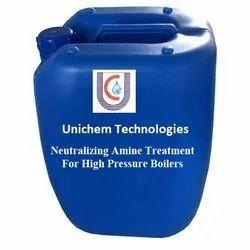 Neutralizing Amine Treatment For High Pressure Boiler