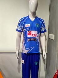 Cricket Sublimated Clothing