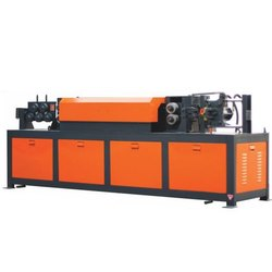12mm Orange Decoiling Machine