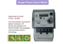 Single Phase Prepaid Meter