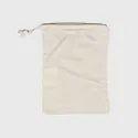 Organic Cotton Drawstring Bag Fair Trade