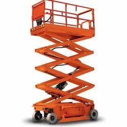Scissor Lift Hiring Service, Application/Usage: Industrial