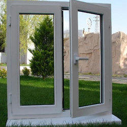 UPVC Soundproof Window, for Noise Barriers