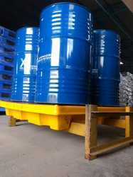 Spill Containment Drum Plastic Pallets
