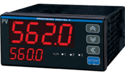 Calibration For Digital Temp Indicator With Thermocouple