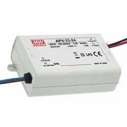 APV-25-24 Meanwell LED Power Supplies 25.2W 24V 1.05A CV