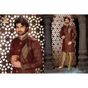 Stylish Designer Groom Sherwani