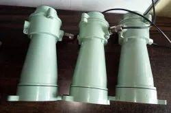 Priya Electrotech Aluminium Flame Proof Reactor Vessel LED Lamp, Mounting Type: Surface, 24 Vdc