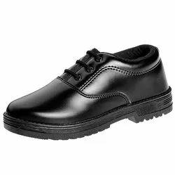 Polymer School Wear Boys School Shoes, Size: 3-8