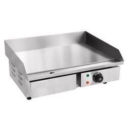 Hot Plate with Griddle Electric