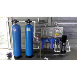 Commercial RO Water Treatment Plant