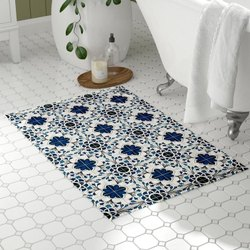 IndiaMART & Printed Bathroom Floor Mats
