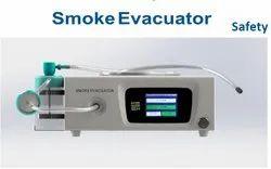 Smoke Evacuator Automatic , For Hospital, Size: 310 X 115 X 327 Mm,5kg, Model Name/Number: SE-16