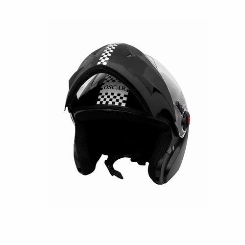 2011cb47 Dashing Black Steelbird Sb-41 Oscar Helmet | ID: 19009551755
