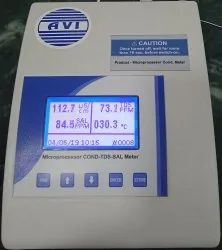 Microprocessor Conductivity Meter- Avi make