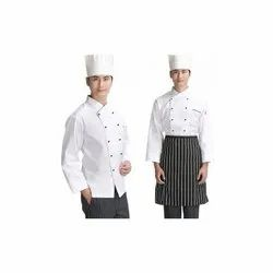 Male Chef Uniform