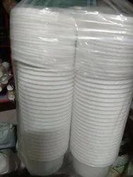 Plastic Disposal Milk Container Cup