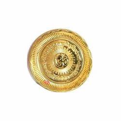 Brass Thali