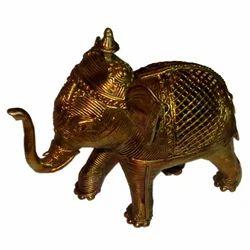 Bastar Elephant Statue