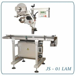 Automatic Label Applicator Machine