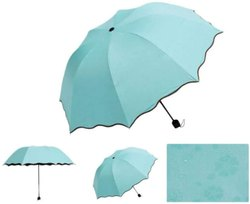 Magic Umbrella May Slightly Differ Umbrella(Multicolor)