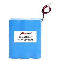 Li-Ion Battery Pack 11.1V 7800 Mah