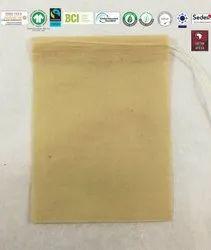 Natural Recycle Organic Cotton Tea Bag