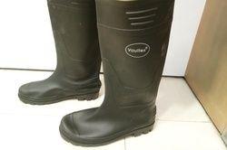 Vaultex Gum Boot With Steel Toe